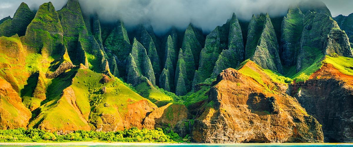 car hire rentals Hawaii mountains