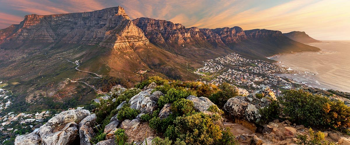 car hire rentals South Africa coast moutains