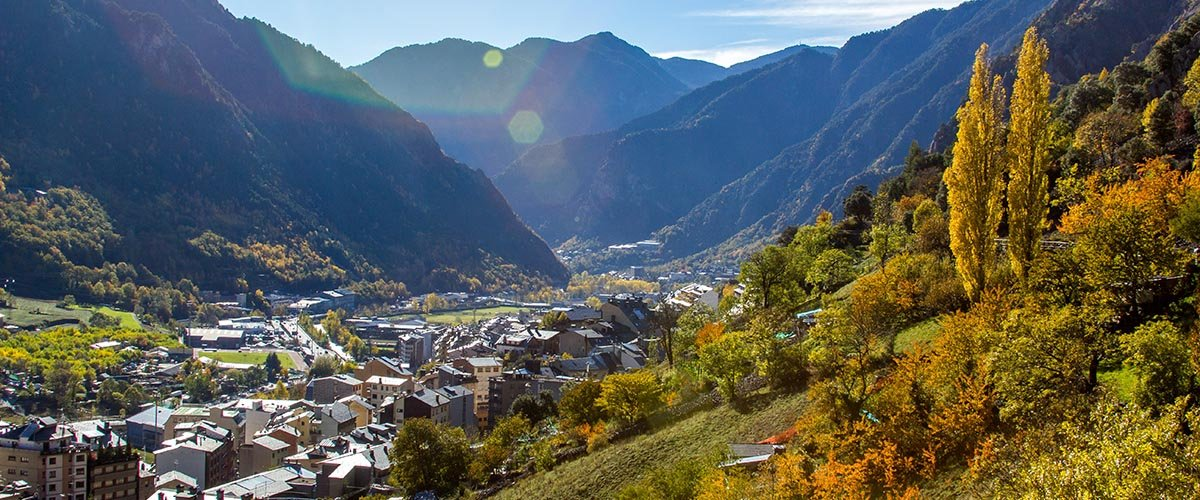 car hire rentals andorra valley