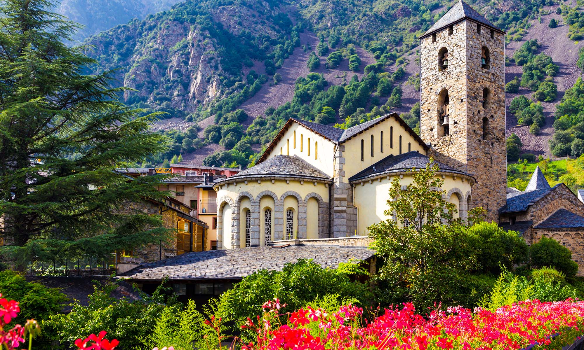 car hire rentals andorra chapel